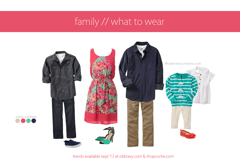 September 2013 What to Wear