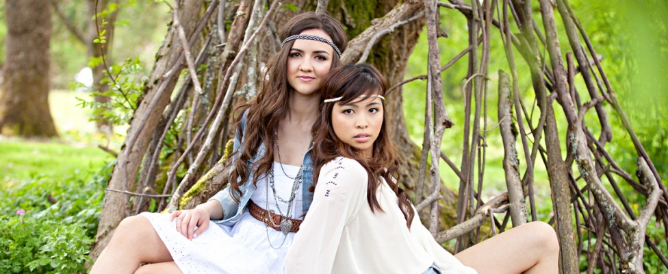 Styled Teen Photo Session