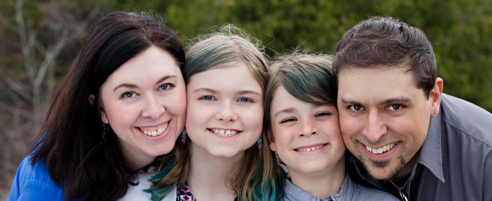 Fun Contest Winner – Richmond Family Photographer