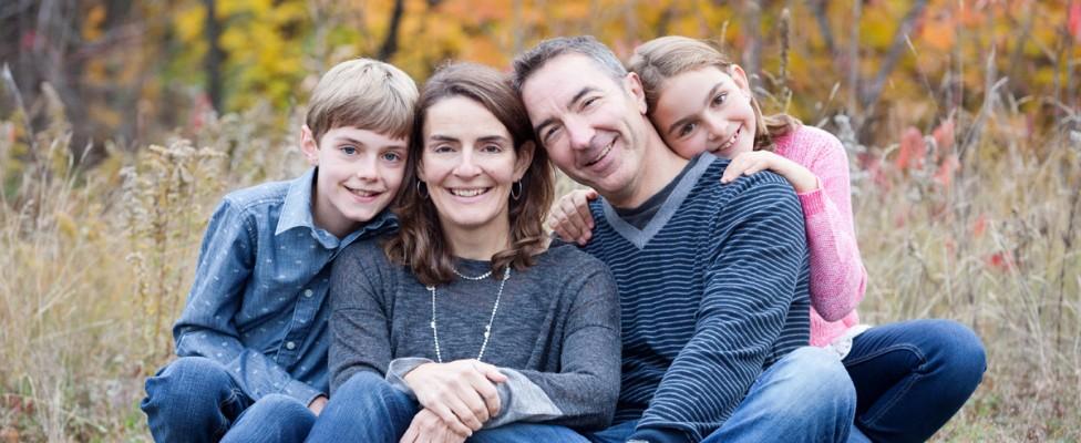 Ottawa Portrait Photographer / Fall Family Photos