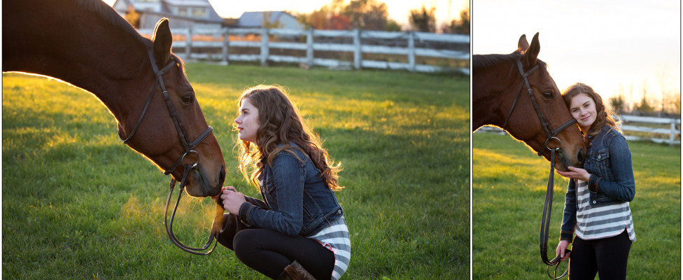Ottawa Teen Photographer / Ottawa Equine Photographer